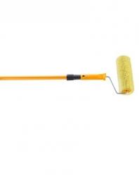 Металлический столб с 18-сантиметровым малярным валиком Hardex