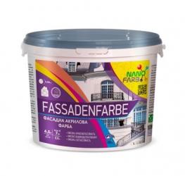 Fassadenfarbe акриловая краска