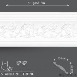 Плинтус потолочный DM1601