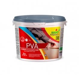 Клей строительный универсальный PVA