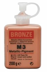 Металл - Эффект Пигмент бронза