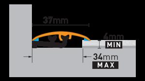 Профиль CS1 (24 цвета)