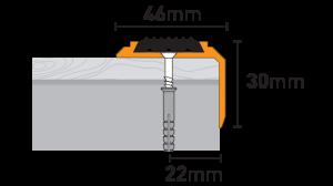 Профиль PS6 (3 цвета)