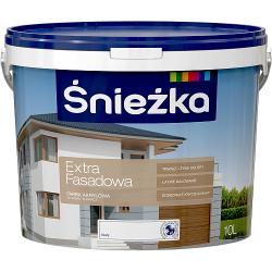 Краска для фасадов ŚNIEŻKA