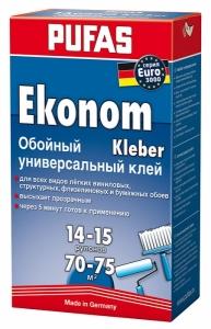EURO 3000 эконом – универсальный обойный клей