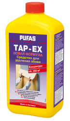 Tap-Ex средство для удаления обоев