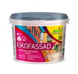 Ekofassad акриловая краска