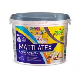 Mattlatex латексная краска