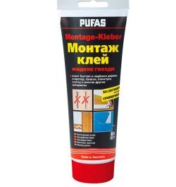 PUFAS монтажный клей жидкие гвозди
