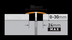 Профиль PR3 (3 цвета)