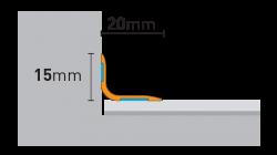 Профиль PRO L (2 цвета)